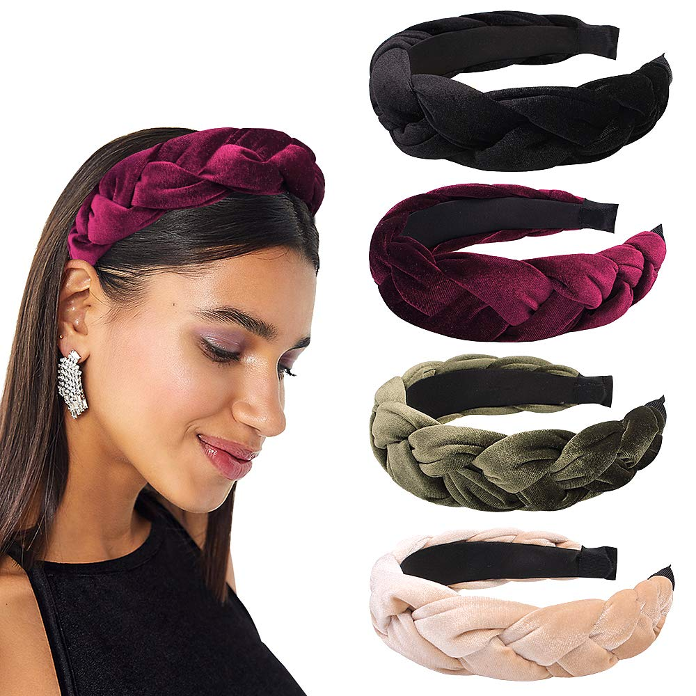 Headbands women hair head bands by YANHAO
