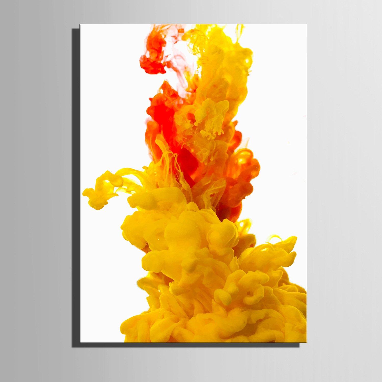 RUNDESHEBEI Y&M Leinwand-Kunst Psychedelische Farben-Rauch-Dekoration-Malerei, 35    50 B071ZZ5XP9 | Düsseldorf Online Shop  | Grüne, neue Technologie  | Zuverlässiger Ruf  3ebef3