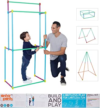 Antsy Pants Limitless Play Build /& Play Kit
