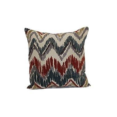 Brentwood Originals 8121 Metro Flair Throw Pillow, 18 , Patriot