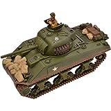 ハイテック ウォルターソンズ 2.4GHz 4ch 1/24 M4A3シャーマン RTBキット オリーブドラブ WT-372014A RC戦車