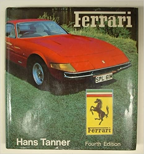 Book Ferrari 4th Edition