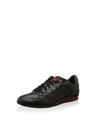bc4b6dc57f52 adidas Porsche Speedster S Shoes Black Size  10 UK  Amazon.co.uk ...