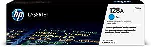 HP 128A   CE321A   Toner Cartridge   Cyan