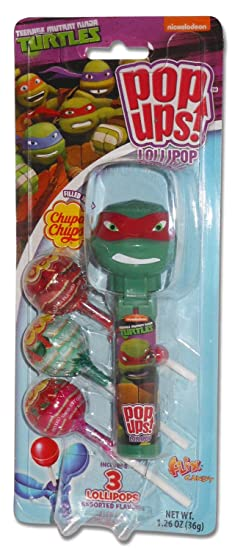 Amazon.com : Nickelodeon Teenage Mutant Ninja Turtles Pop ...