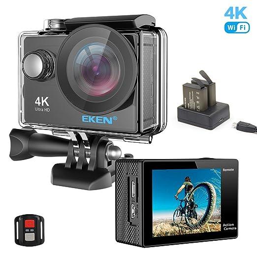 98 opinioni per EKEN H9R Action Cam 4k Wifi Impermeabile Videocamera 170° Grandangolare Sport
