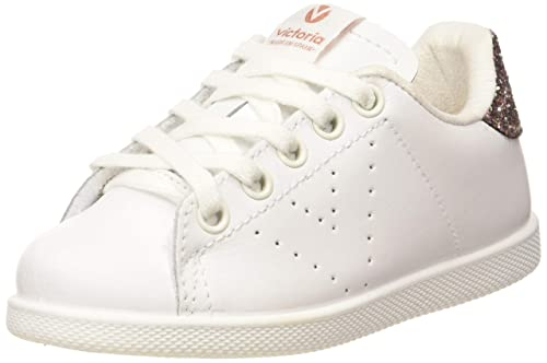 VICTORIA Deportivo Piel Baskets Basses Fille