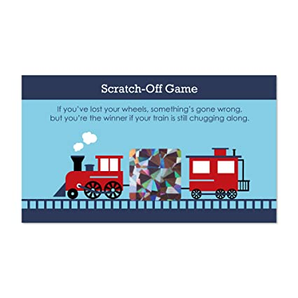578192eae Amazon.com: Big Dot of Happiness Railroad Party Crossing - Steam ...