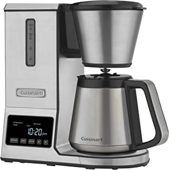 Cuisinart Stainless Steel 8 Cup Coffee Maker