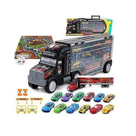 Dall Camiones Coches De Juguete Carro De Carro Juguete Contenedor De