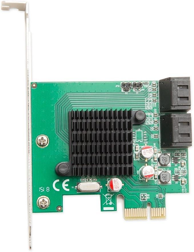 SYBA SD-PEX40099 Tarjeta y Adaptador de Interfaz PCIe Interno ...