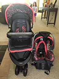 Amazon Com Baby Trend Nexton Travel System Coral Floral