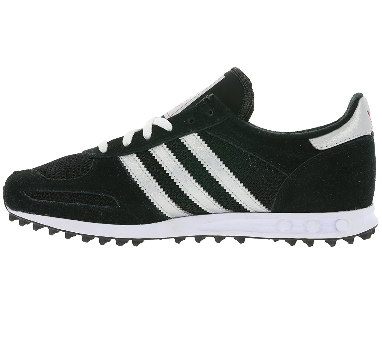 adidas La Trainer J 158 Kinder Sneaker (36 2/3 Black)