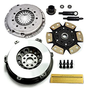 sachs-stage 3 HD Carrera Kit de embrague + cromo-molibdeno volante 92 –