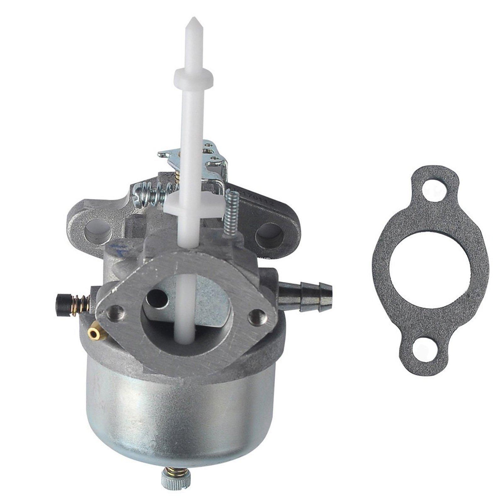 Tecumseh 632371A Carburetor attaches models HSK70-130294S HSK70-130291S