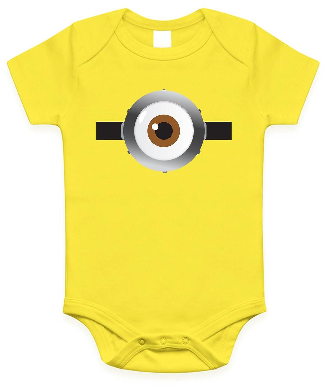 Amazon Minion Eyes Infant Baby esies Bodysuit Clothing