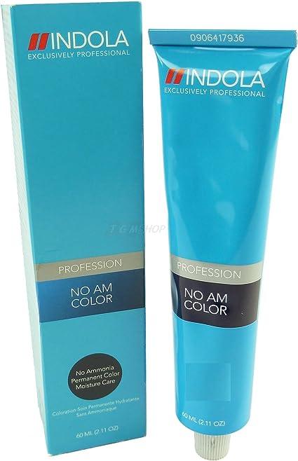 Indola - No Am - color de pelo permanente - sin amoniaco ...