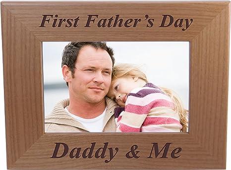 Amazon.com: Primer del Día del Padre Daddy & Me – 4 x 6 inch ...