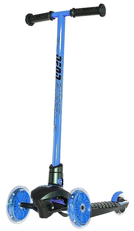 Amazon.com: Yvolution Neon Glider de Vybe | Patinete LED ...