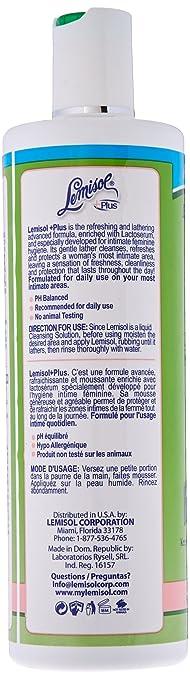 Lemisol Plus, Suave Limpiador Diario, Original Refrescante Fórmula: Amazon.es: Electrónica