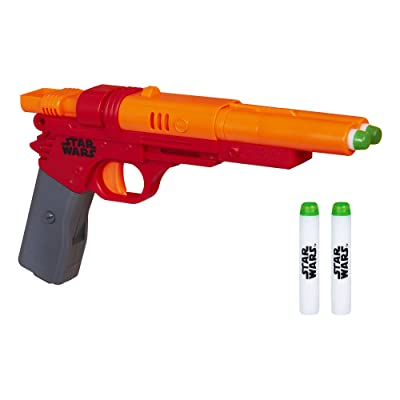 Star Wars Nerf Qi'Ra Blaster: Toys & Games