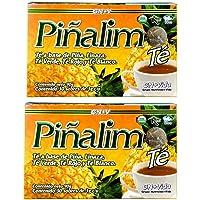2 cajas Te Pinalim Tea GN+Vida para pérdida de peso, dieta de 60 días