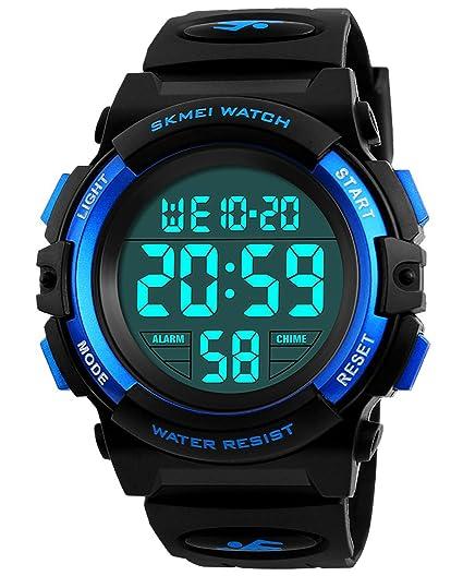 Relojes para niños, relojes deportivos para niños, relojes deportivos para niños, 5 relojes