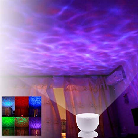 amzdeal® Luz nocturna LED, luces led, Lámpara nocturna, Lampara noche, bombillas bajo consumo, ...