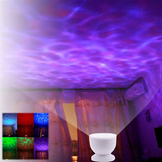 amzdeal® Luz nocturna LED, luces led, Lámpara nocturna, Lampara ...