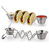 Taco Shell Stand Up Holders - The Most Distinctive Style 2Pack