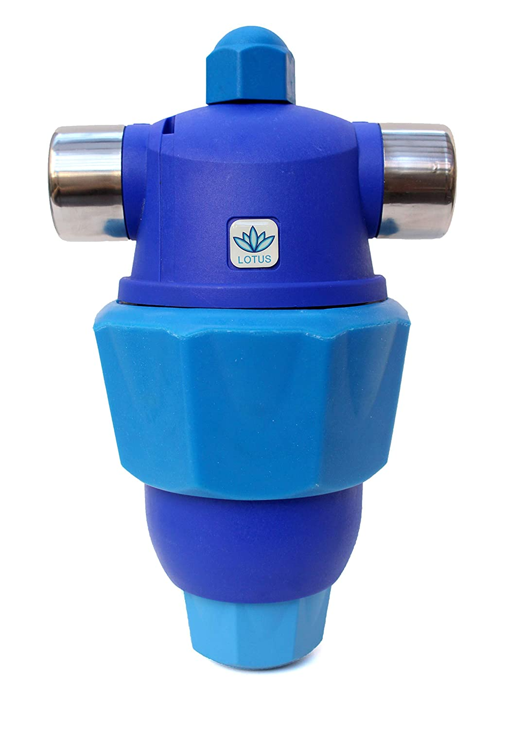 Hardless NG Lotus Whole House Water Filter and Water Conditioner, Salt Free, Better Tasting, Cleaner Water, Easy to Install and Maintain