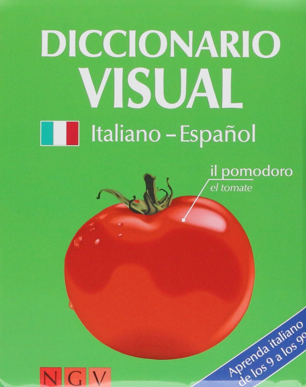 DICCIONARIO VISUAL ITALIANO-ESPA OL (Italian) Paperback – 2013
