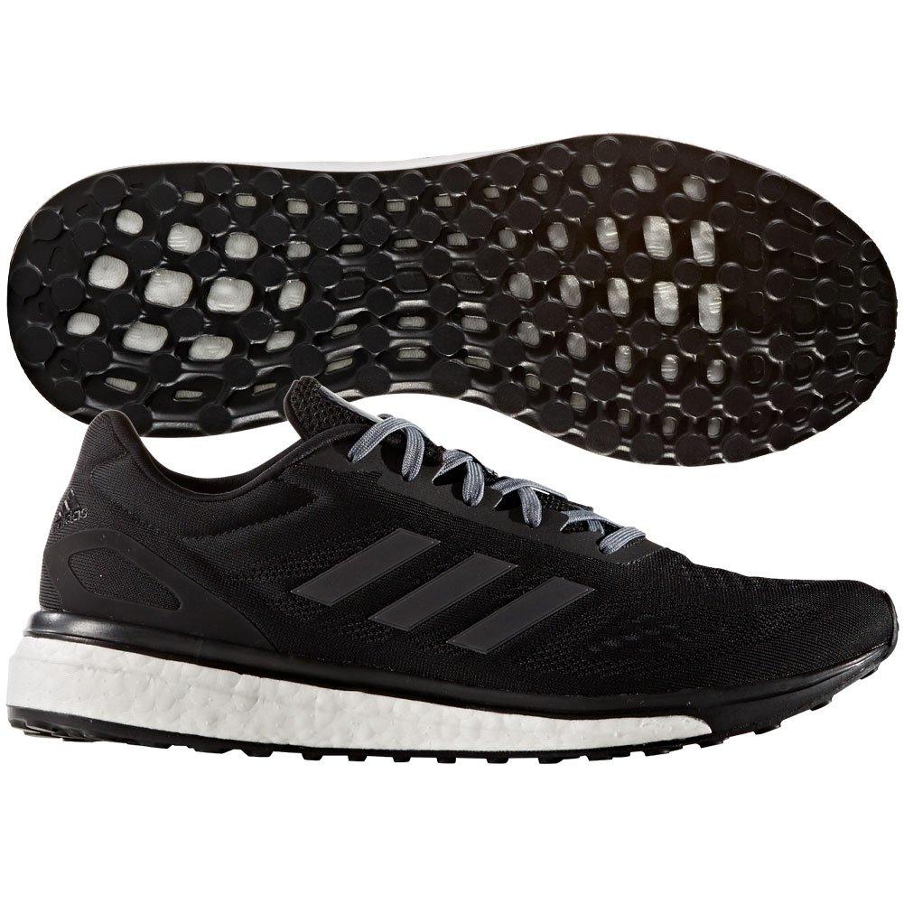 BlackNight MetWhite 13 D(M) US Adidas Response Boost LT Mens Running shoes