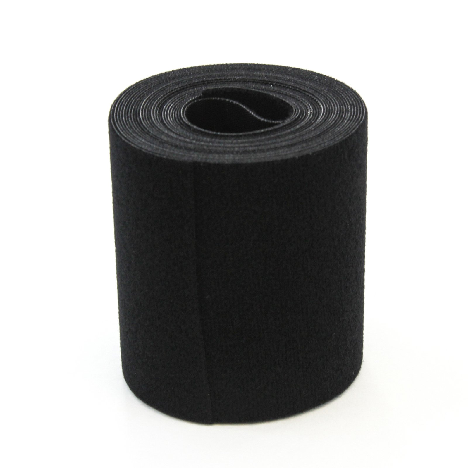 15FT REUSABLE 4 Inch Roll Hook & Loop Cable Fastening Tape Cord Wraps Straps