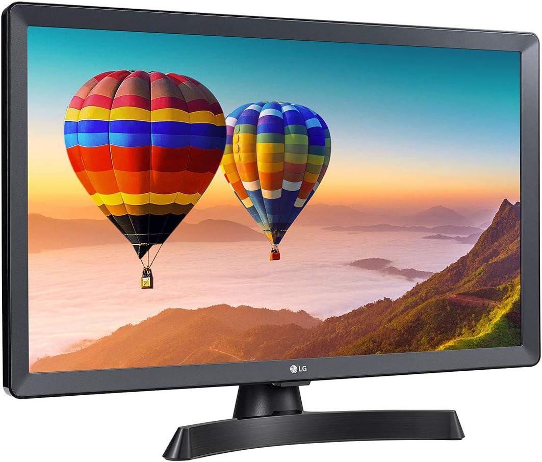 LG 24TN510S-PZ - Monitor Smart TV de 60 cm (24