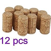 Fendii (12unidades) corchos de vino estándar para vinicultura