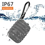 OUYZY Waterproof Airpods Case, Shock Resistant Silicone Skin Cover for Apple Airpods, Apple Airpods Accessories