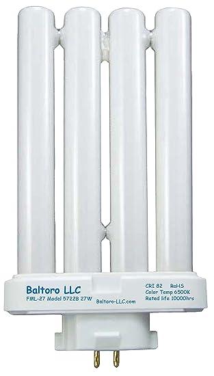 Fml27/50 lineal Quad fluorescente compacta (CFL) bombilla de ...