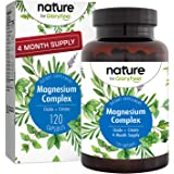 500 mg High Absorption Magnesium Complex - Premium Magnesium Supplement for Sleep, Leg Cramps, Muscle Relaxation…