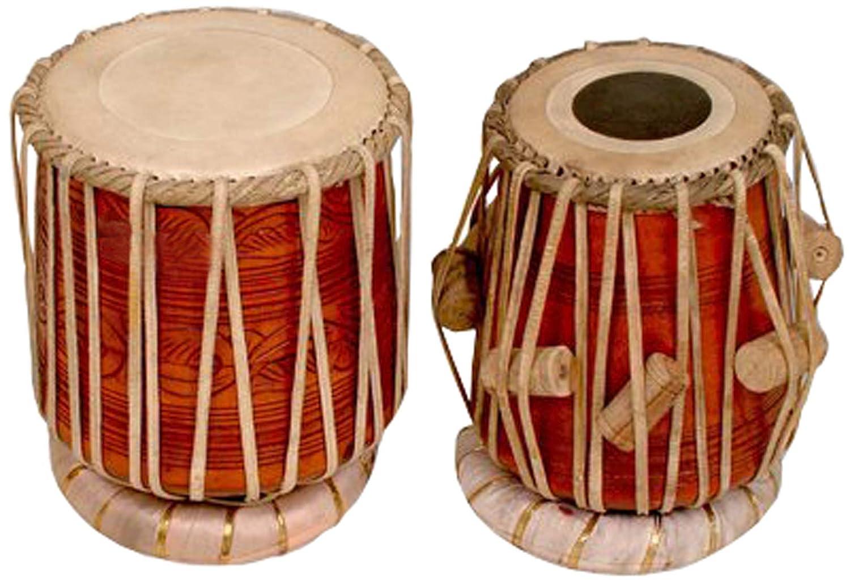 【メーカー直送】 Makan & Mango Percussion Wood Dayan & Bayan Tabla Drum Set & Percussion Musical Instrument with Carry Bag & Cushion B07QDRCLMN, ヤクノチョウ:c47c93e4 --- a0267596.xsph.ru