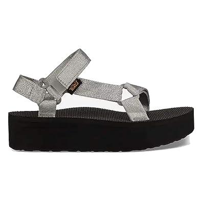 Buy Women Shoe Teva Sandals & Flip flops Silver