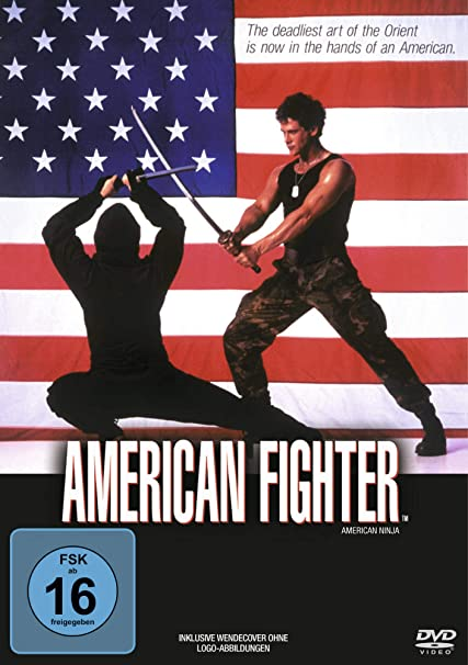 American Fighter Action Cult, Uncut Alemania DVD: Amazon.es ...