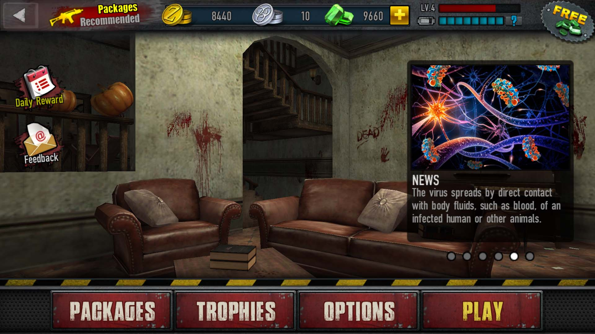 Amazon Com Zombie Frontier 3 Appstore For Android