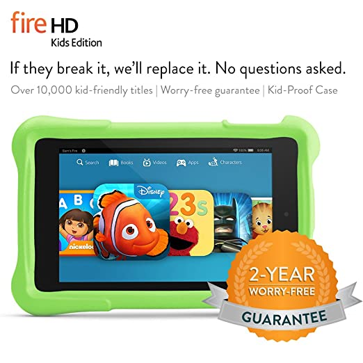 Previous Generation: Fire HD Kids Edition