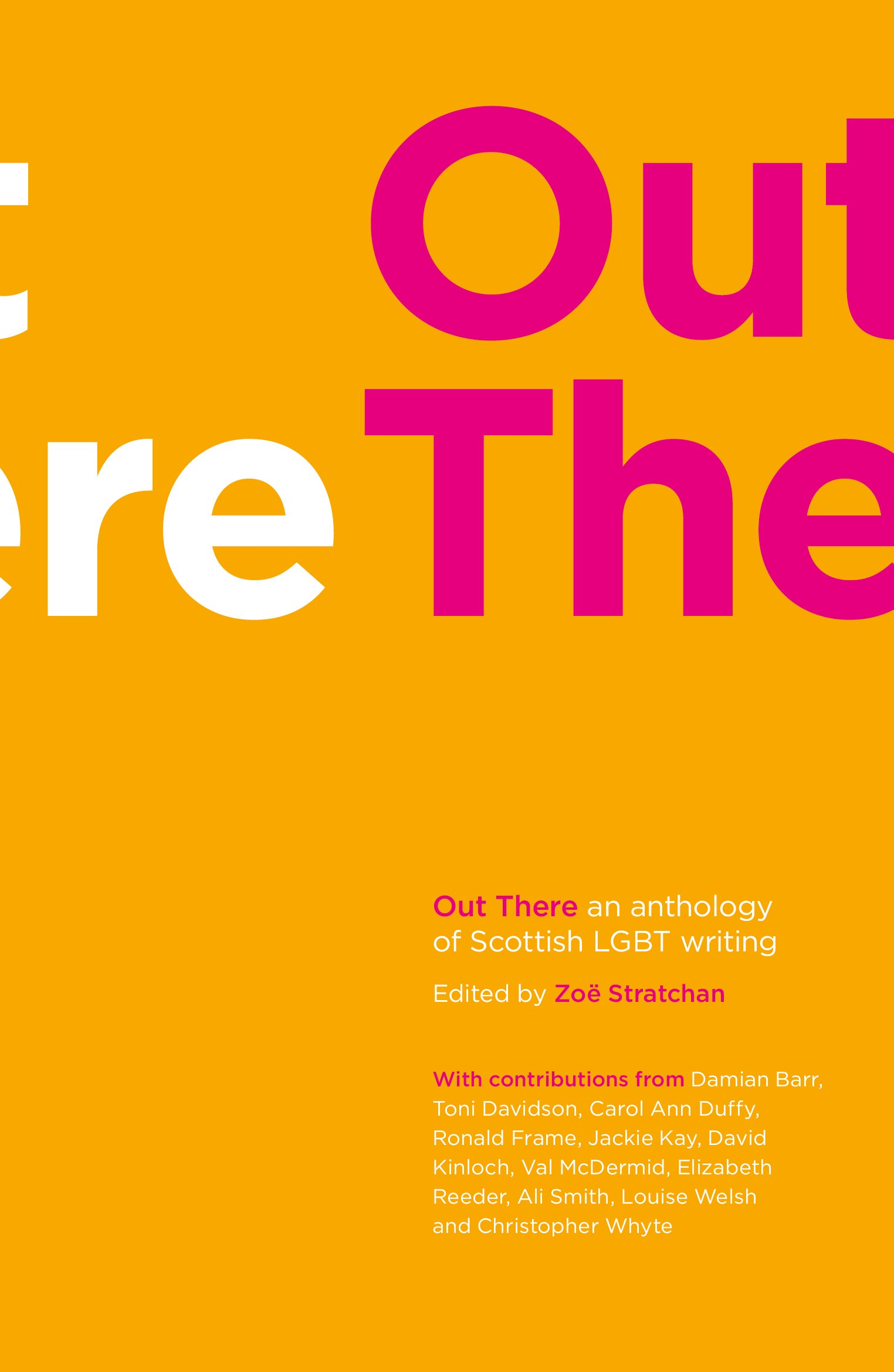 Read Online Out There: An Anthology of Scottish LGBT writing ebook
