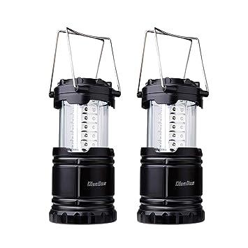 CampingRandonnéeJardinPêcheEtc Lanterne Lantern Led PliableDiealles D'étanche De Camping 2 Bright Lampe Pièces Ultra Pour 43LRAj5q