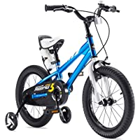 RoyalBaby Boys Girls Kids Bike Freestyle 12 14 16 18 20 Inch Bicycle for 2-9 Years Child's Bicycles With Training Wheels…