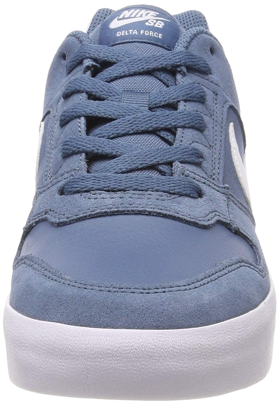 san francisco 0c402 5ed4d Nike Men s Sb Delta Force Vulc Skateboarding Shoes  Amazon.co.uk  Shoes    Bags