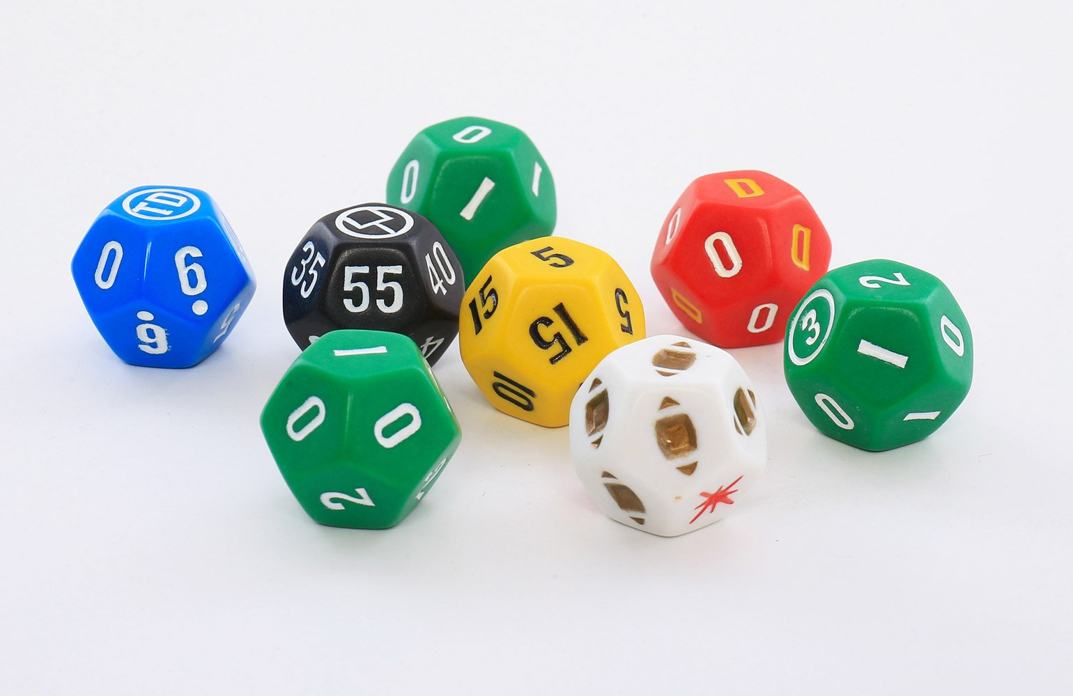Zobmondo!! Award winning Dice Game, GoLong! A Football Dice Game - Super Fun Game - Portable, Playing Dice : Perfect For - Travel, Home, Parties, Gifts, Stocking Stuffers by Zobmondo!! (Image #5)
