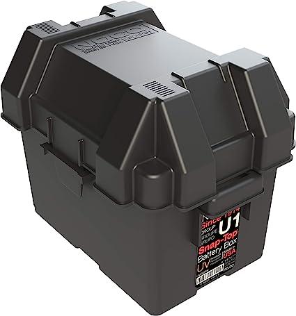 NOCO Grupo Snap-Top Caja de batería para automoción, Marina, y RV baterías: Amazon.es: Coche y moto